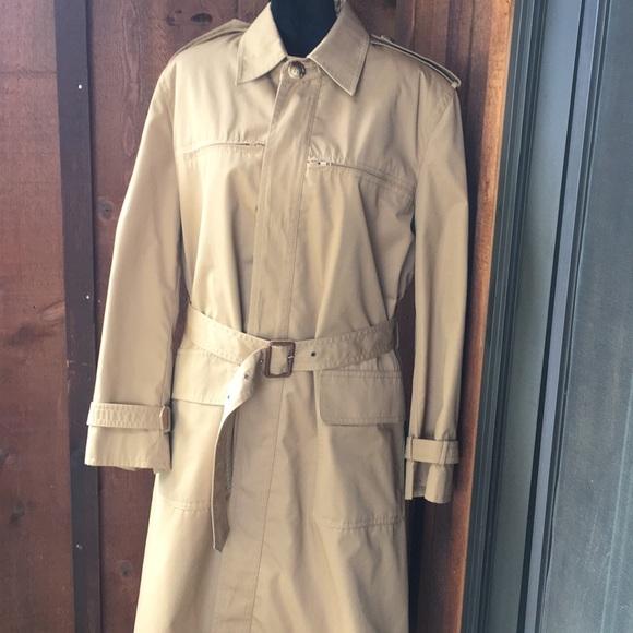 cost charm special promotion best website YSL men's sportswear trench coat